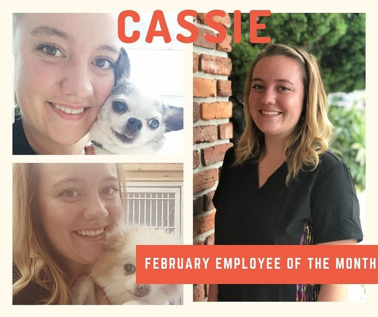 Our February employee of the month is Cassie!!!! Were