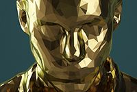 Microsoft Kinect Portraits by Mike Pelletier