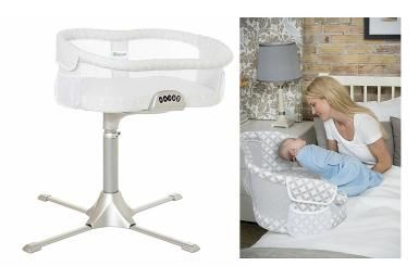 Need an Awesome Bedside Sleeper for Baby? Check Out Halo Bassinest
