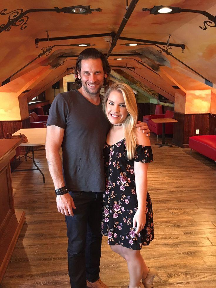 Roger Howarth and Kristen Alderson