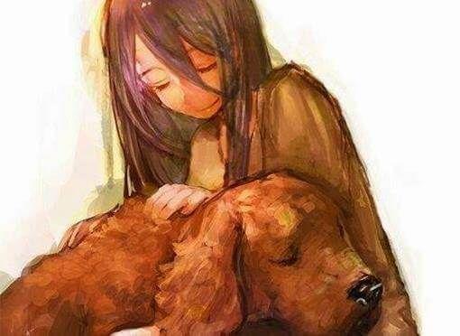 Quando um animal deixa de estar ao seu lado, ele não vai embora completamente. Em seu coração permanece a lembrança desse ser tão querido.
