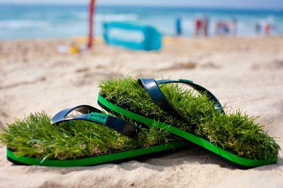 Kusa flip flops | Pic | Gear