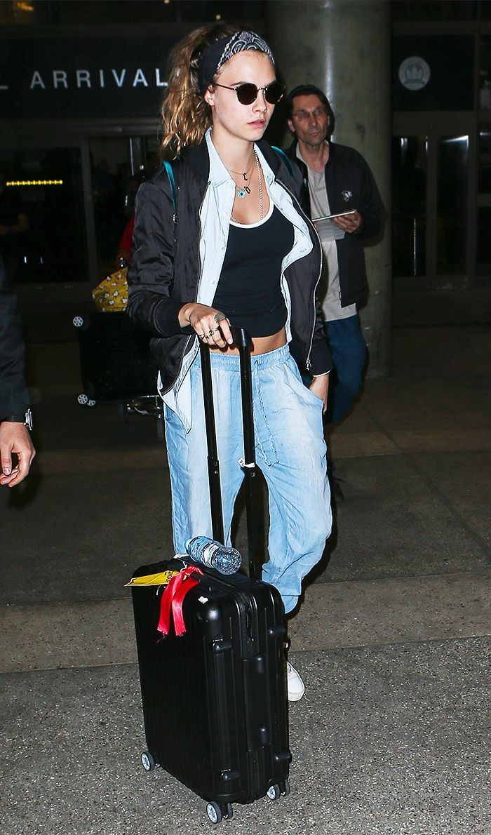 AIRPORT STYLE OUTFITS - OUTFITS PARA VIAJAR - LOOKS DE ...