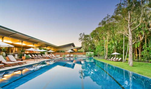 Resort. $311 per night.  The Byron at Byron Resort and Spa in Byron Bay, Australia - Lonely Planet