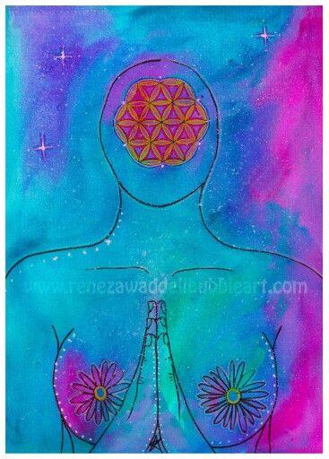 """Expanding consciousness ' Www.renezawaddellbubbleart.com"