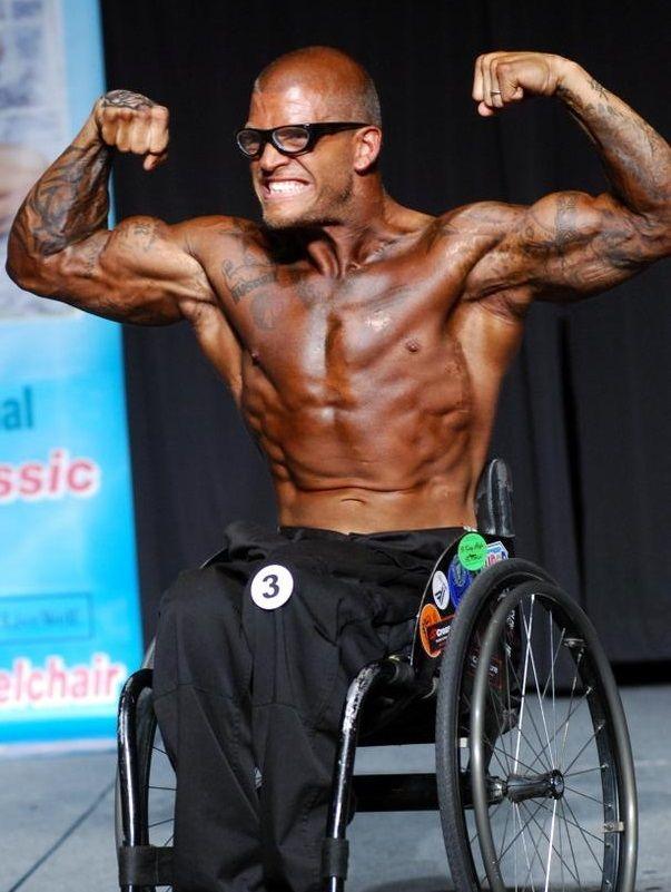 Josh Rucker - Wheelchair Calisthenics Champion