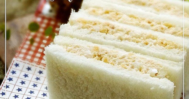 『今まで食べたツナサンドの中で一番美味しい♡』と絶賛される我が家自慢のサンドイッチレシピ♪  つくれぽ800件大感謝♡
