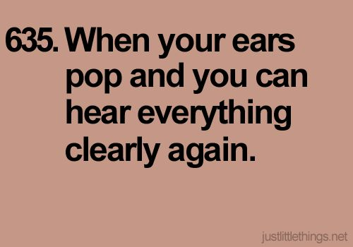 Hahaha yes! Even though sometimes it hurts:p