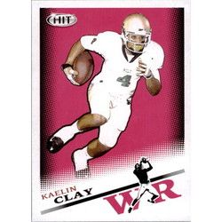 New Listing Started 2015 SAGE HIT #138 Kaelin Clay $0.50