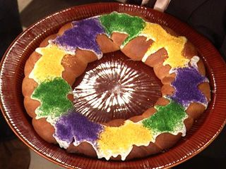 John Besh's King Cake Recipe   Rachael Ray Show