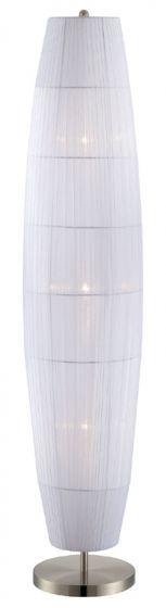 Floor lamp, LITE LS-81270 PS/WHT LITE SOURCE INC. | Multi Luminaire