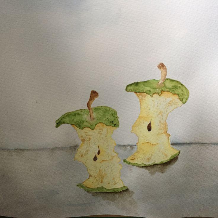 Äppelskrutt ..... Apel