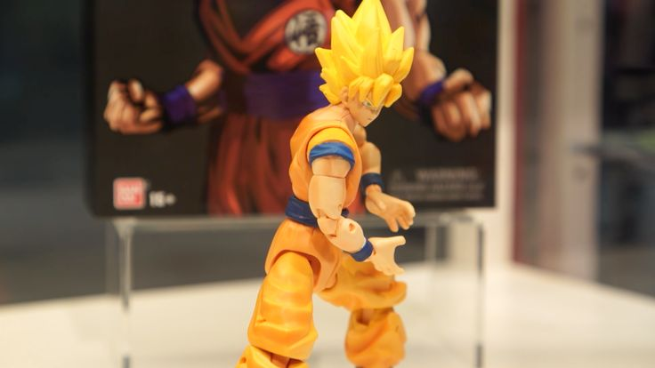 Every Dragonball and Power Ranger Exclusive from Bandai - IGN Access Bandai reveals all the exclusive Dragonball and Power Rangers goodies they brought to SDCC at their showcase! July 21 2017 at 10:45PM  https://www.youtube.com/user/ScottDogGaming