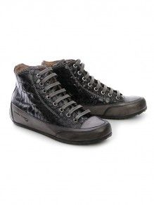 Nyheder fra Candice Cooper --> Plus cocco opaco sneakers Nero