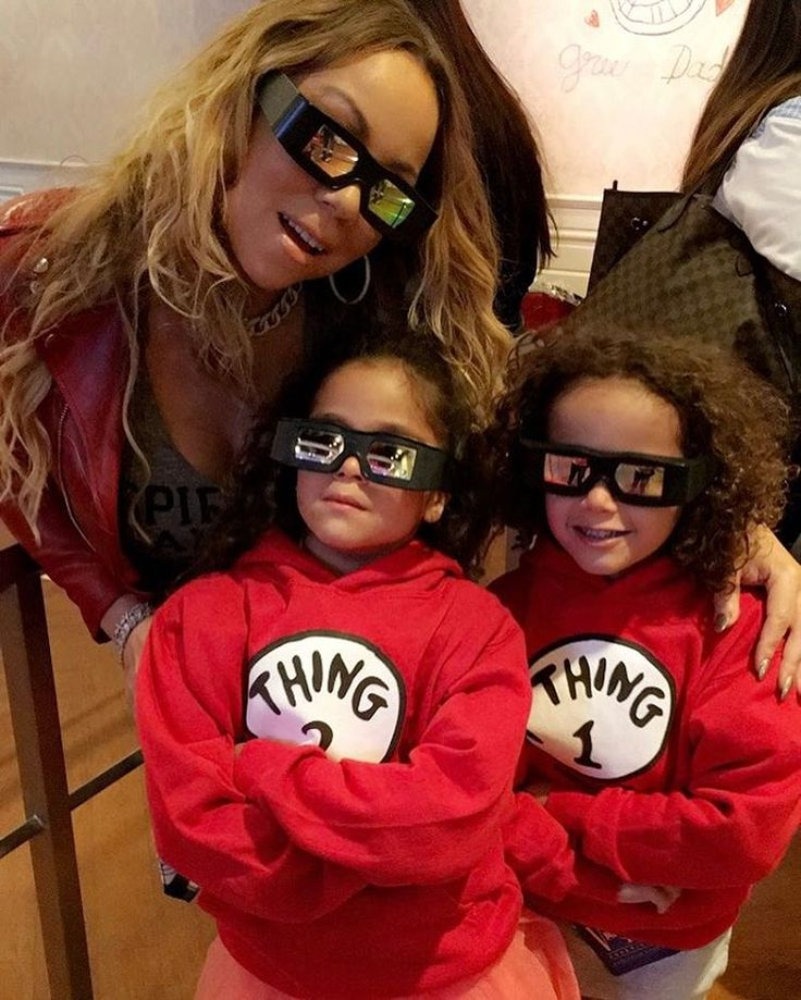 "65.2k Likes, 479 Comments - Mariah Carey (@mariahcarey) on Instagram: ""Me and #demkids #universal"""