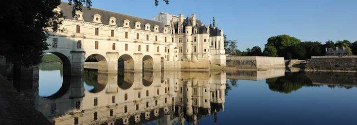 Notre suggestion touristique de la semaine : le château de Chenonceau - La France en République tchèque