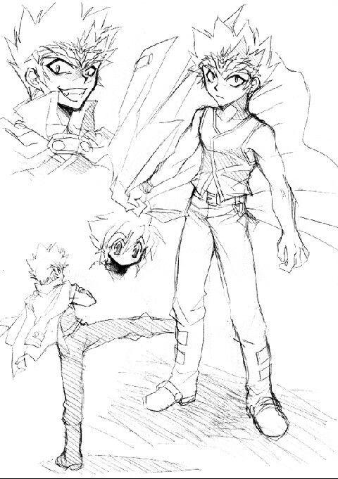 Beyblade Ryuga And Ryuto