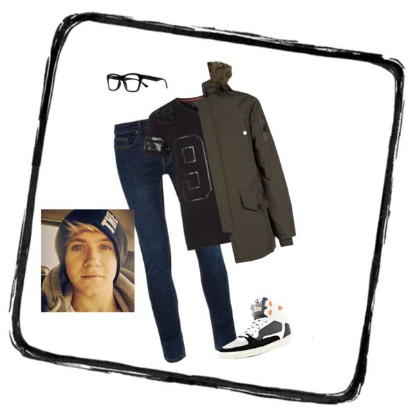 """Niall Horan Midnight Memories Video outfit"" by katie-francesca-kelland on Polyvore"