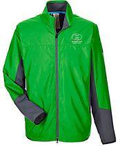 custom logo jackets under armour