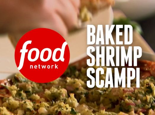 Baked Shrimp Scampi is an simple dish that can be made ahead of time for added ease.