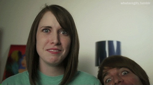 Hehe Overly attached Girlfriend and Shane