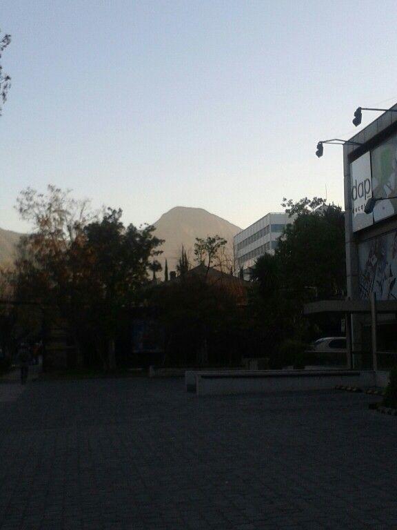 Cerro Manquehue.
