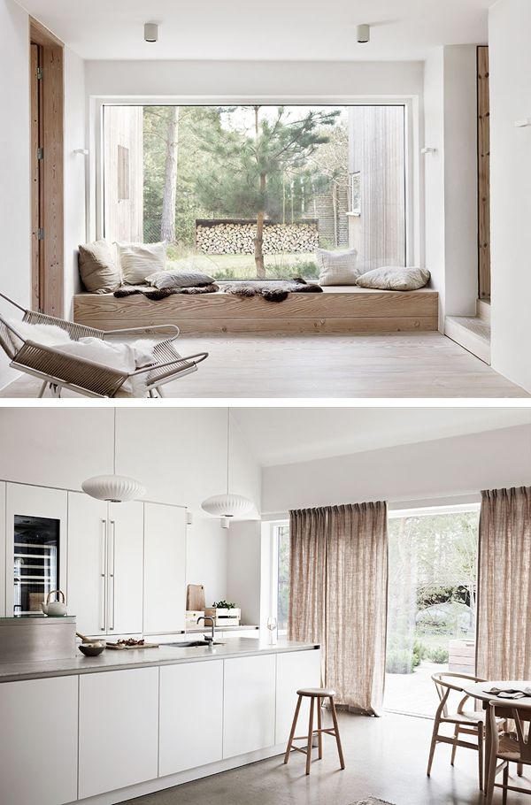 A SERENE & HARMONIOUS HOME IN SWEDEN