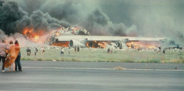 Do you know that the deadliest accident in aviation history actually happened on the ground? In 1977, two fully loaded planes carrying a total of over 600 passengers collided head-on in the middle of the runway in what is now known as the Tenerife Accident. Must see! http://www.aviationcv.com/aviation-blog/2016/deadliest-accident-in-aviation-history