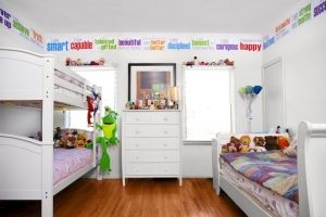 """Fostermind encourages our children to think positive and life changing thoughts. Each pack contains 30 posters printed on high quality A3 sized posters (11"""" x 17"""" in size). The set also includes over 120 removable glue dots for easy set up on the walls. $39.95"""