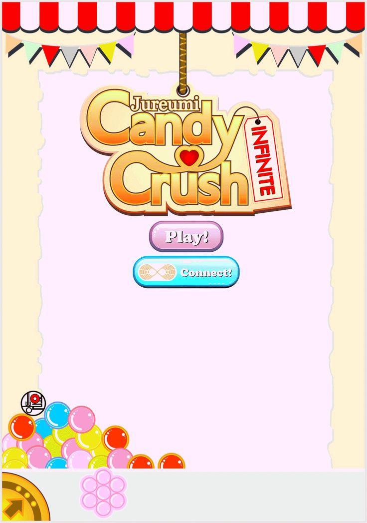 GIF | Jureumi Candy Crush | created by +Ratna Har (Little Lumut)