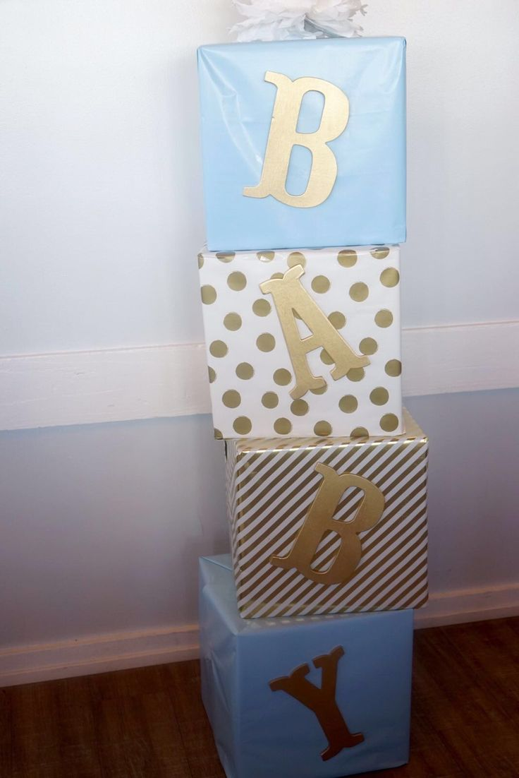 Best 25 gender reveal decorations ideas on pinterest for Baby shower decoration kits boy