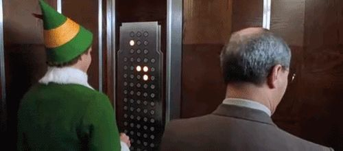 Finally, while this may be heartbreaking, you need to know: There aren't that many buttons in the Empire State Building's elevators.