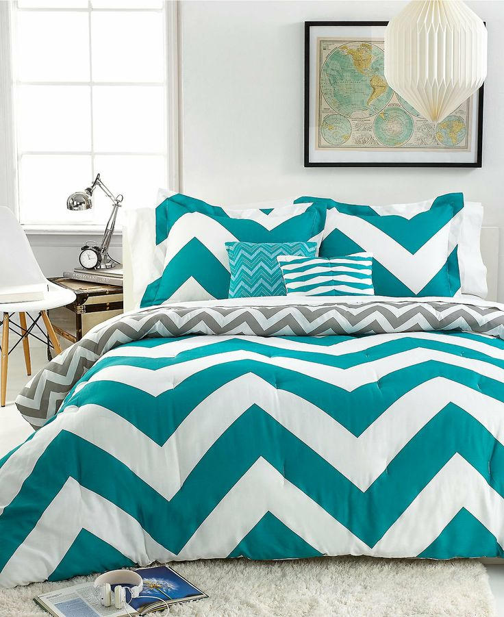 1000 Ideas About Teal Chevron Room On Pinterest Turquoise Curtains Turquoise Teen Bedroom