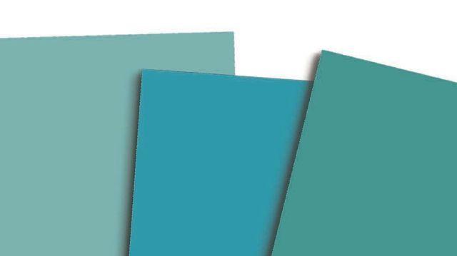peinture couleur bleu turquoise vert turquoise bleu lagon couleurs. Black Bedroom Furniture Sets. Home Design Ideas