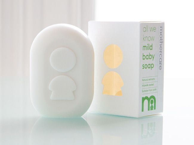 Mothercare All We Know on Packaging of the World - Creative Package Design Gallery