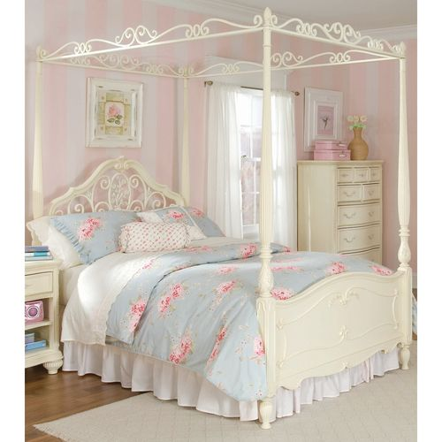 26 best images about girls furniture on pinterest jessica mcclintock canopy beds and bedroom sets - Jessica bedroom set ...