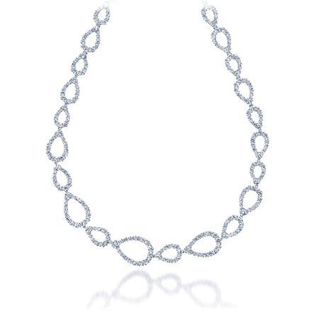 Harry Winston Loop Necklace