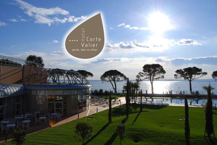 Hotel Gardasee > Hotel Corte Valier   4 Sterne Luxushotel