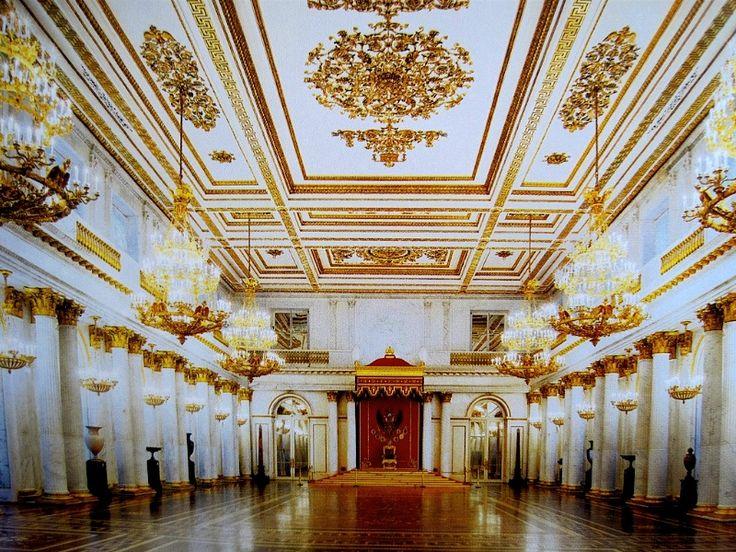 Les 71 meilleures images du tableau winter palace sur - Appartement reve saint petersbourg anton valiev ...