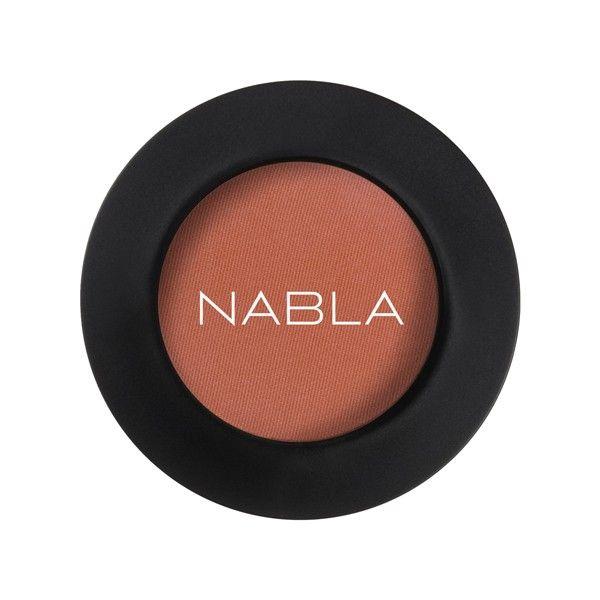 Prachtige losse (hoog gepigmenteerde) oogschaduw van Nabla Cosmetics! Kleur PETRA; warmmedium sienna kleurmet rood-roze ondertoon- soft matte Zowel nat als droog aan te brengen! Crueltyfree & Vegan Makeup, zonder parabenenen siliconen etc. Inhoud: 2,5g