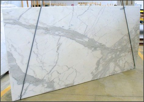 Calcutta Gold Marble Slab For Countertops Jared Sherman