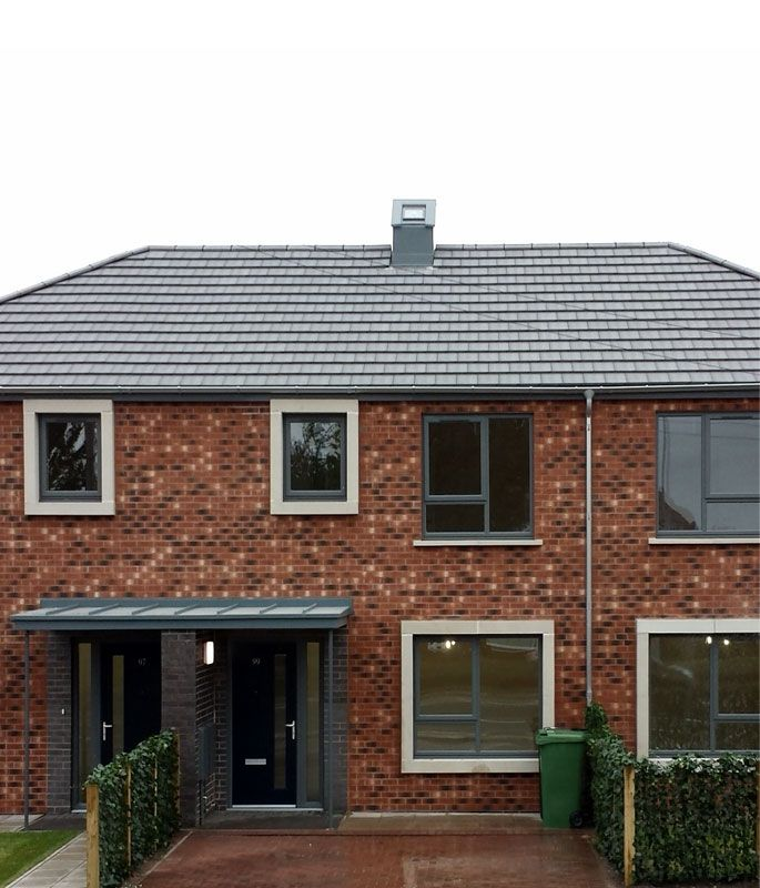 The latest development in kingsway widnes designed by for Home architecture widnes