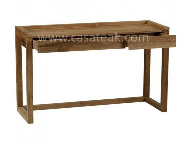 Teak Wood Writing Desk Teakwood Writingdesk Woodendesk Solidwood Woodfurniture