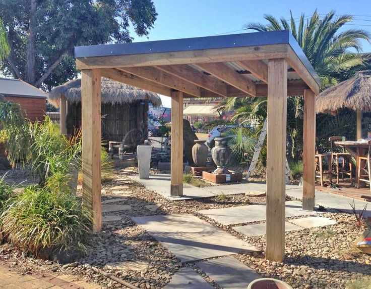 Natural pergola | Car port | entertainment area | BBQ area | shelter | gazebo and more