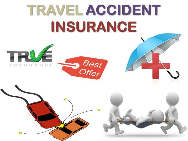 Unexpected accidents are the worst part of the travelling which can ruin your journey. BE prepared for those unfortunate events with a travel accident insurance policy, so you can enjoy your journey without any worries and if any unlucky incident occurs, the medical costs can be covered by the cover provider company. Want to know more check out this link http://www.trueinsurance.com.au/cheap-travel-insurance/