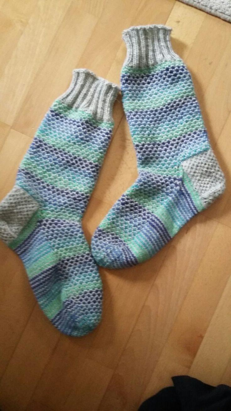 Broken seed socks.
