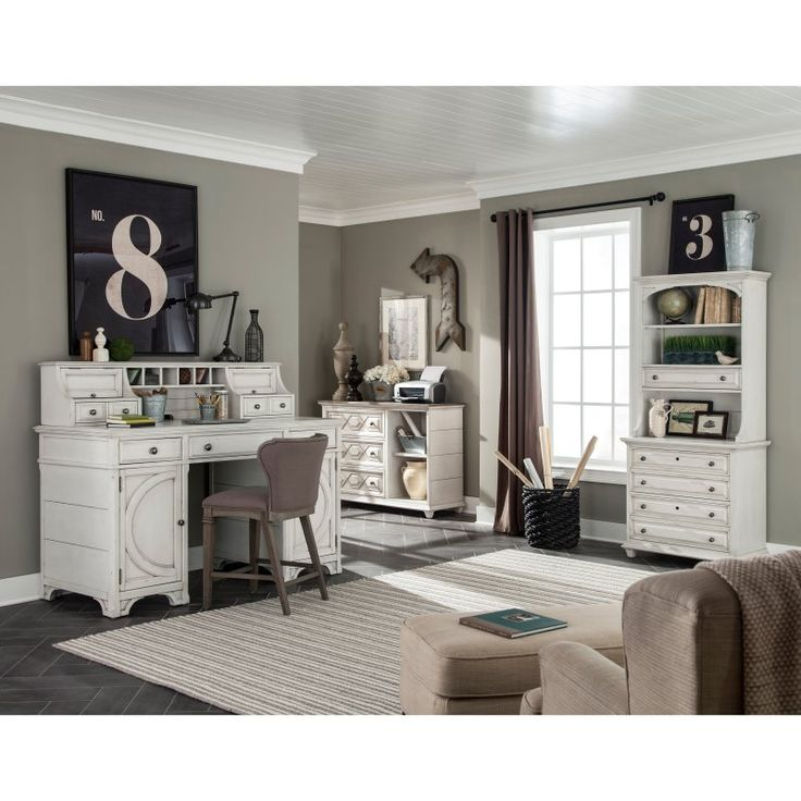 25 Inspirations Showcasing Hot Home Office Trends: Best 25+ Counter Height Desk Ideas On Pinterest