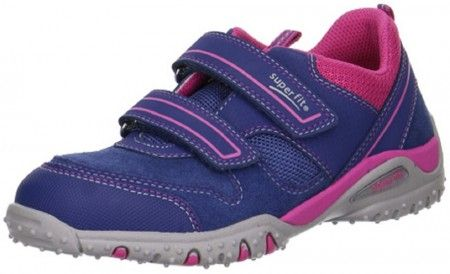 Superfit Sport 4 224-89 Blue Pink Trainers