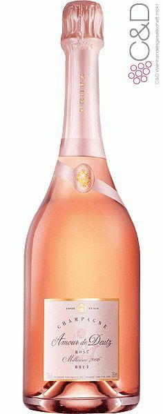 Folgen Sie diesem Link für mehr Details über den Wein: http://www.c-und-d.de/Champagne/Amour-de-Deutz-Rose-Brut-Millesimes-2006-Champagne-Deutz_65323.html?utm_source=65323&utm_medium=Link&utm_campaign=Pinterest&actid=453&refid=43 | #wine #rosewine #wein #rosewein #champagne #frankreich #65323