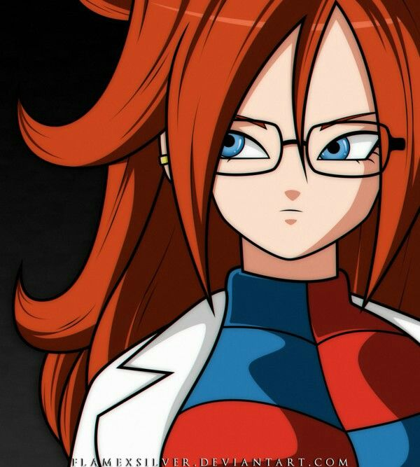 Dragon Ball Android 21: 89 Best Android 21 Sexy Images On Pinterest